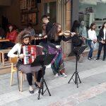 Ντουέτο βιολί  ακορντεόν